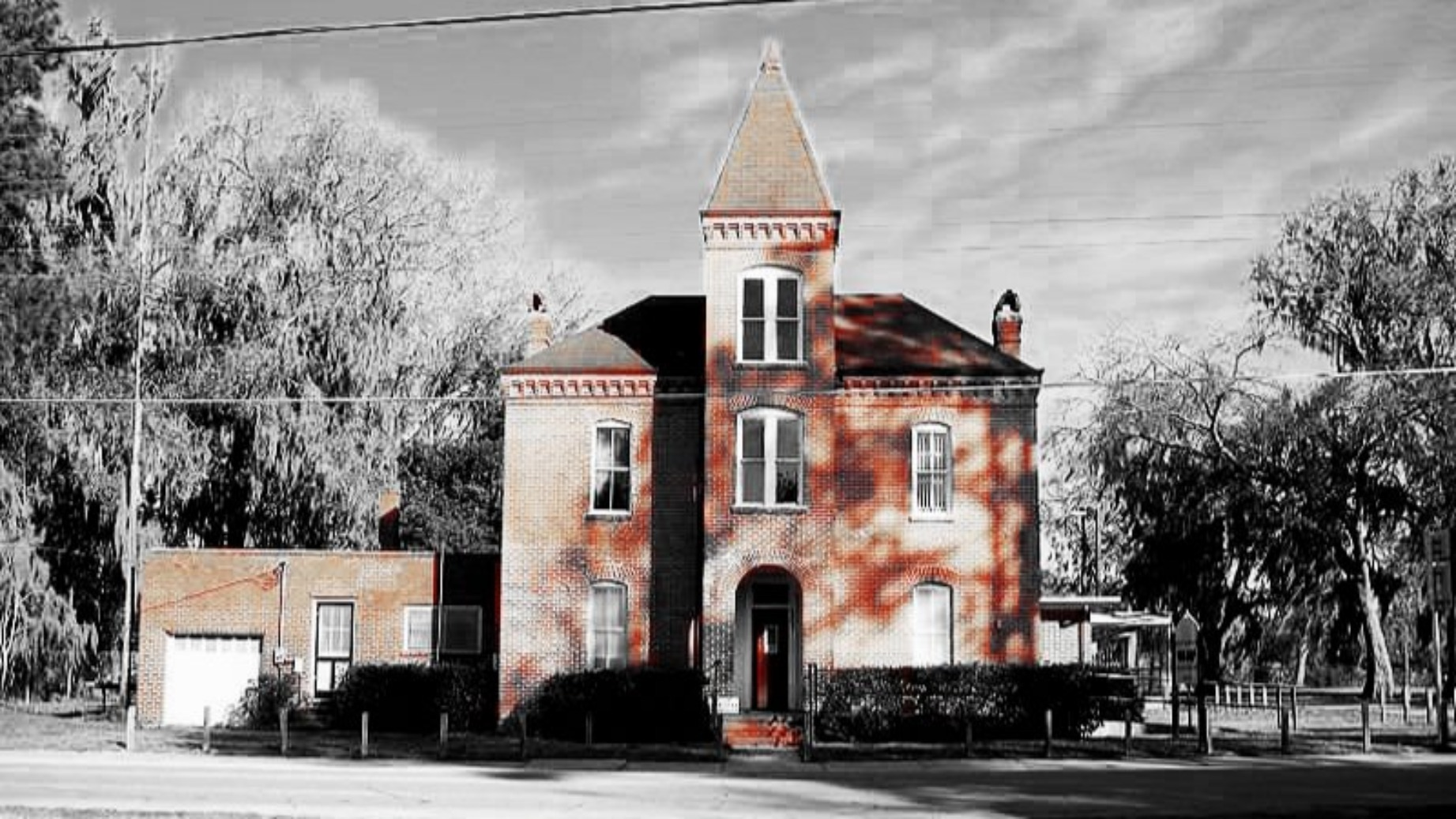 Old Hamilton County Jail Ghost Hunt
