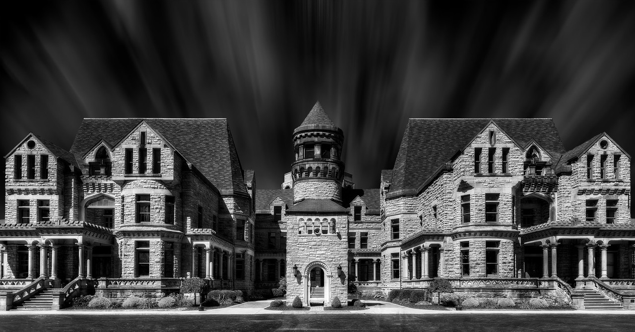 Ohio State Reformatory Ghost Hunt | Mansfield, Ohio