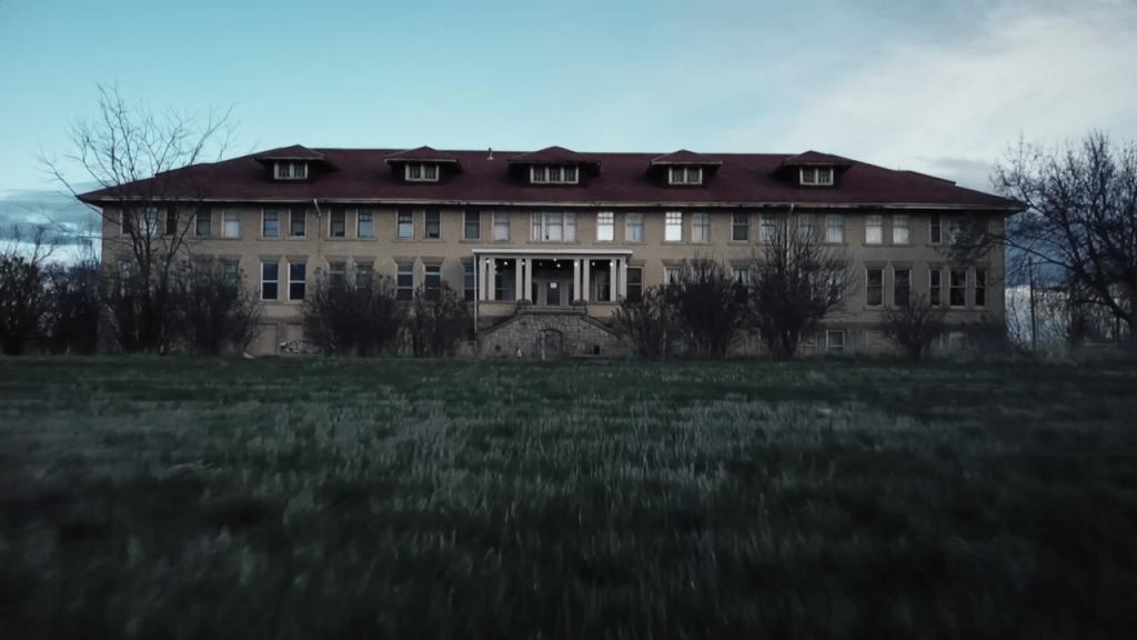 Old TB Hospital Idaho