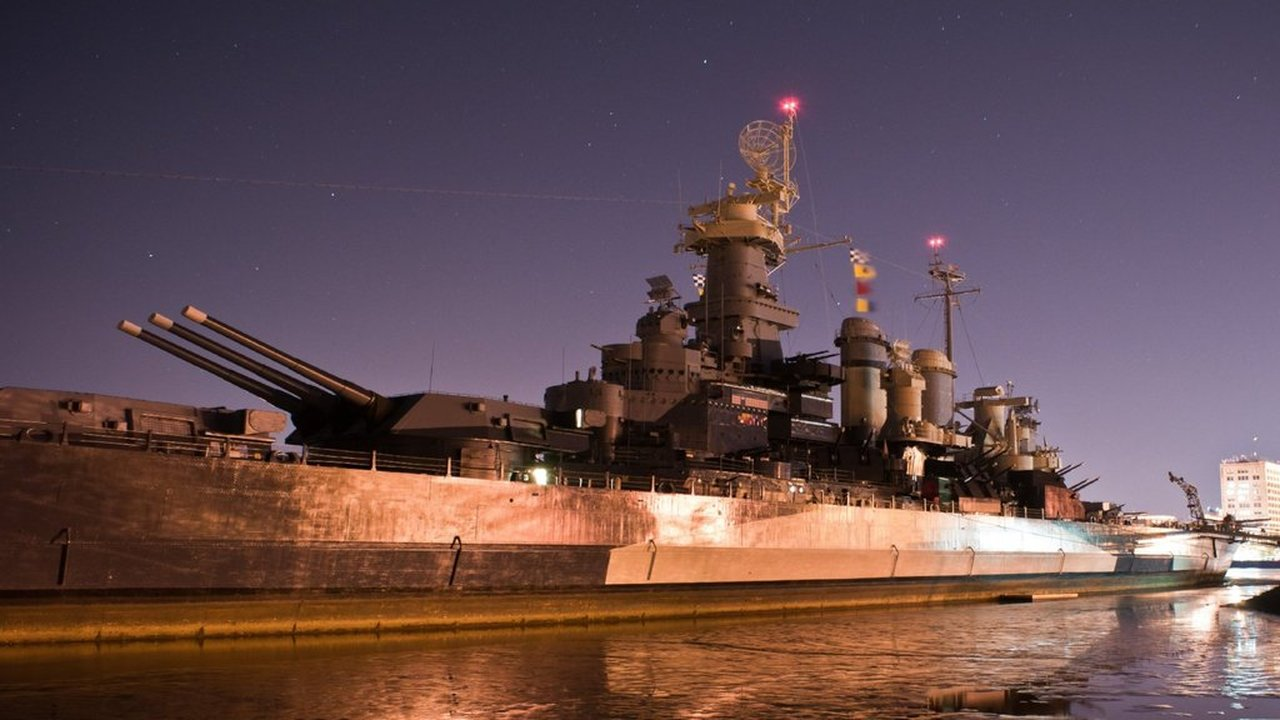 USS Battleship North Carolina