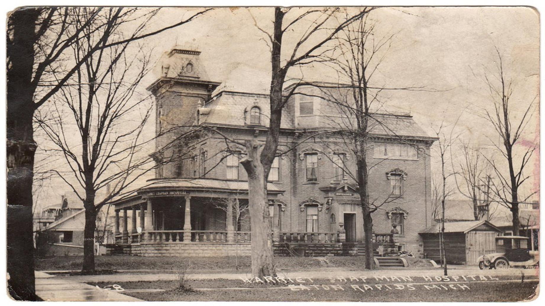 Stimson haunted hospital