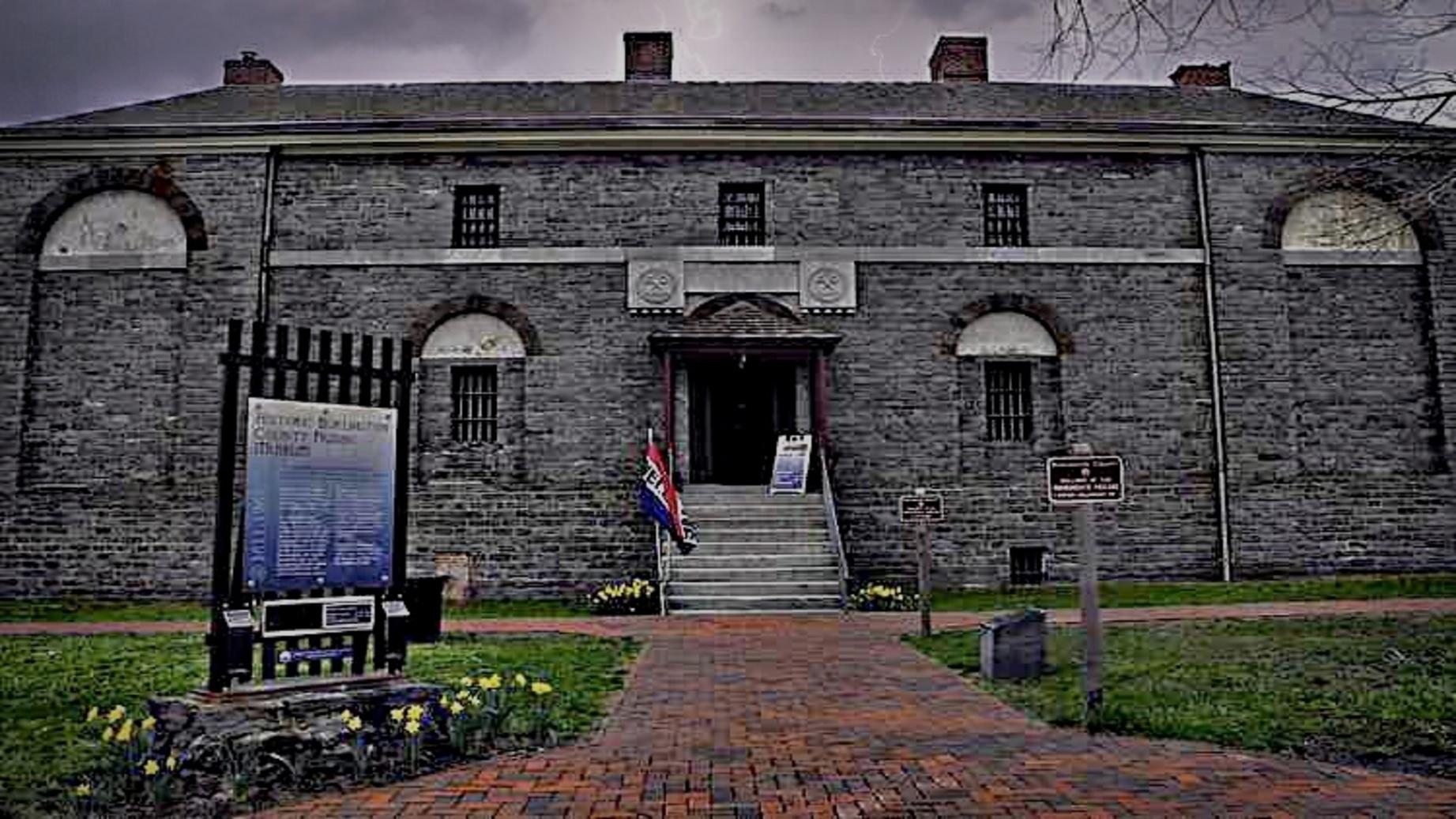 Burlington County Prison Ghost Hunt   Mount Holly, New Jersey