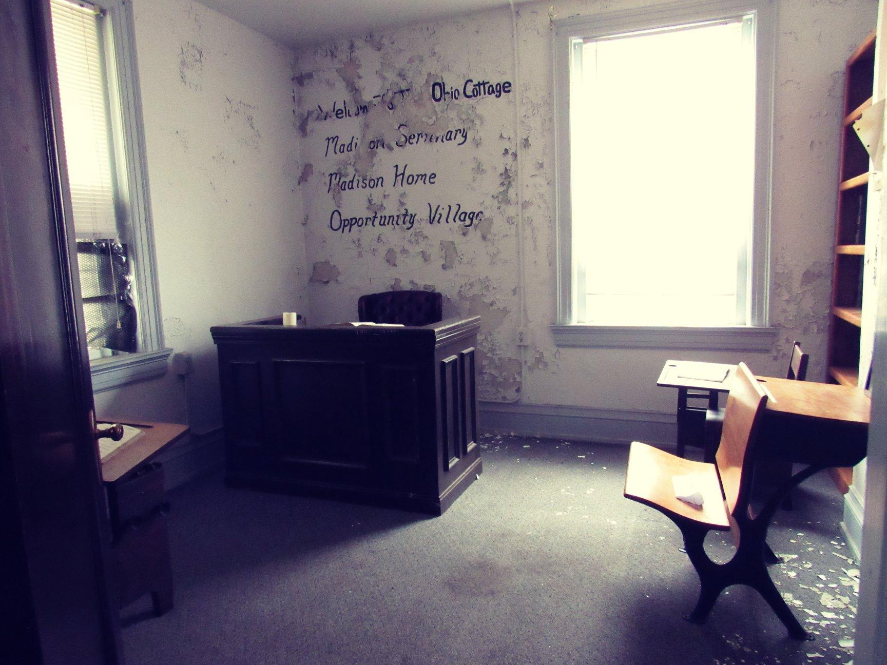 Madison Seminary Ghost Hunt