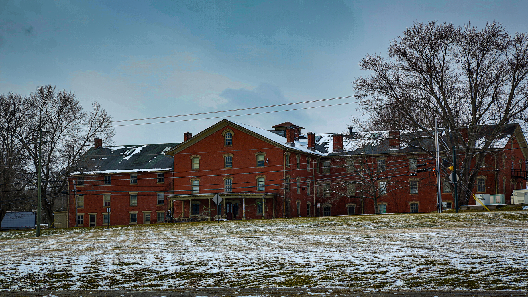 Fairfield County Infirmary Ghost Hunt