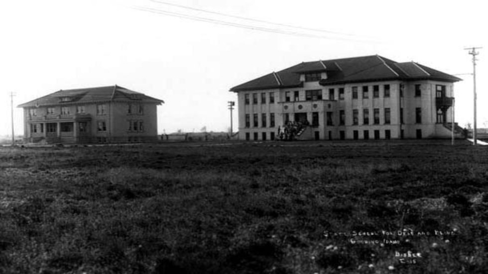 Idaho TB Hospital Gooding