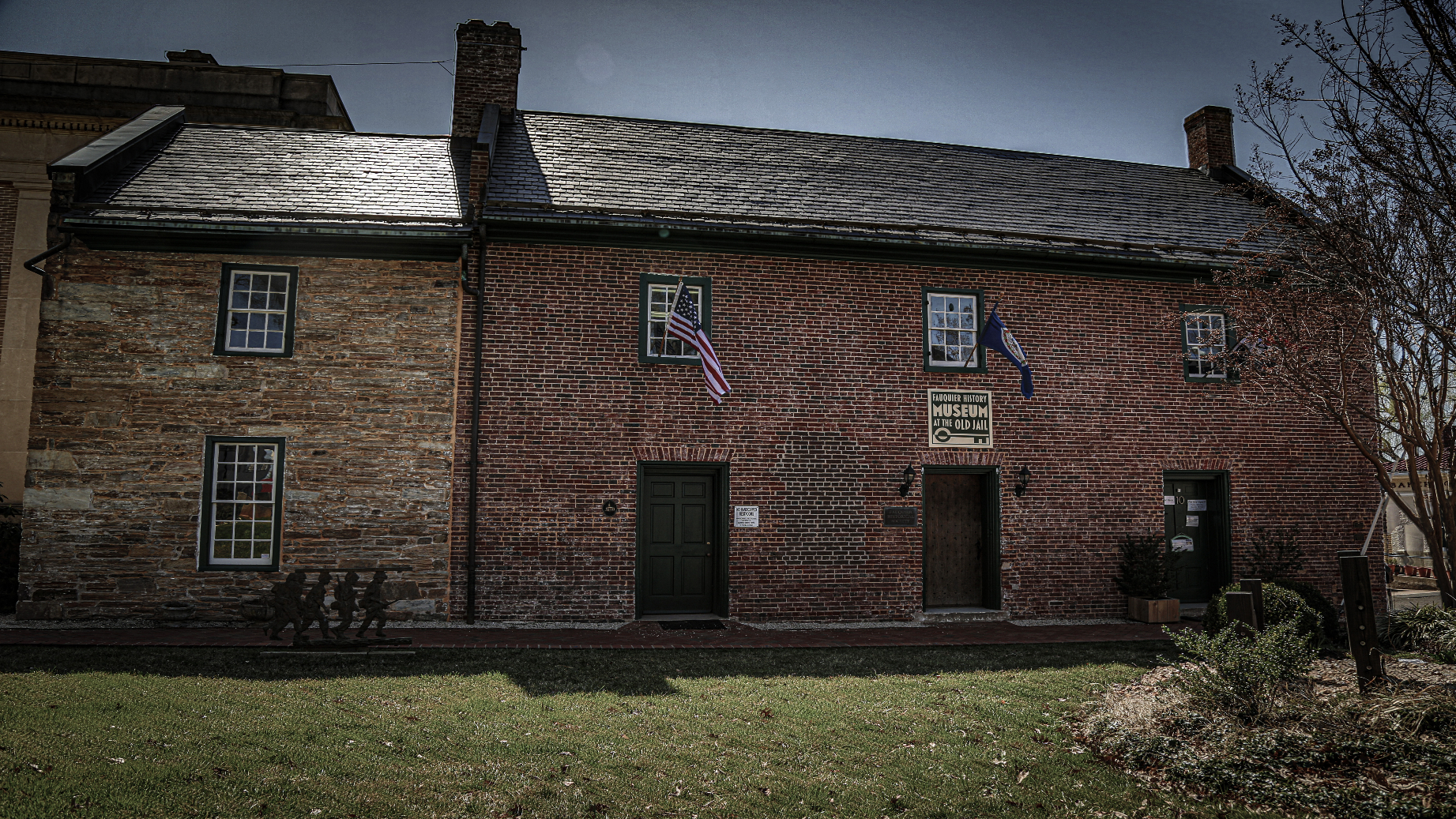 The Fauquier Old Jail Ghost Hunt