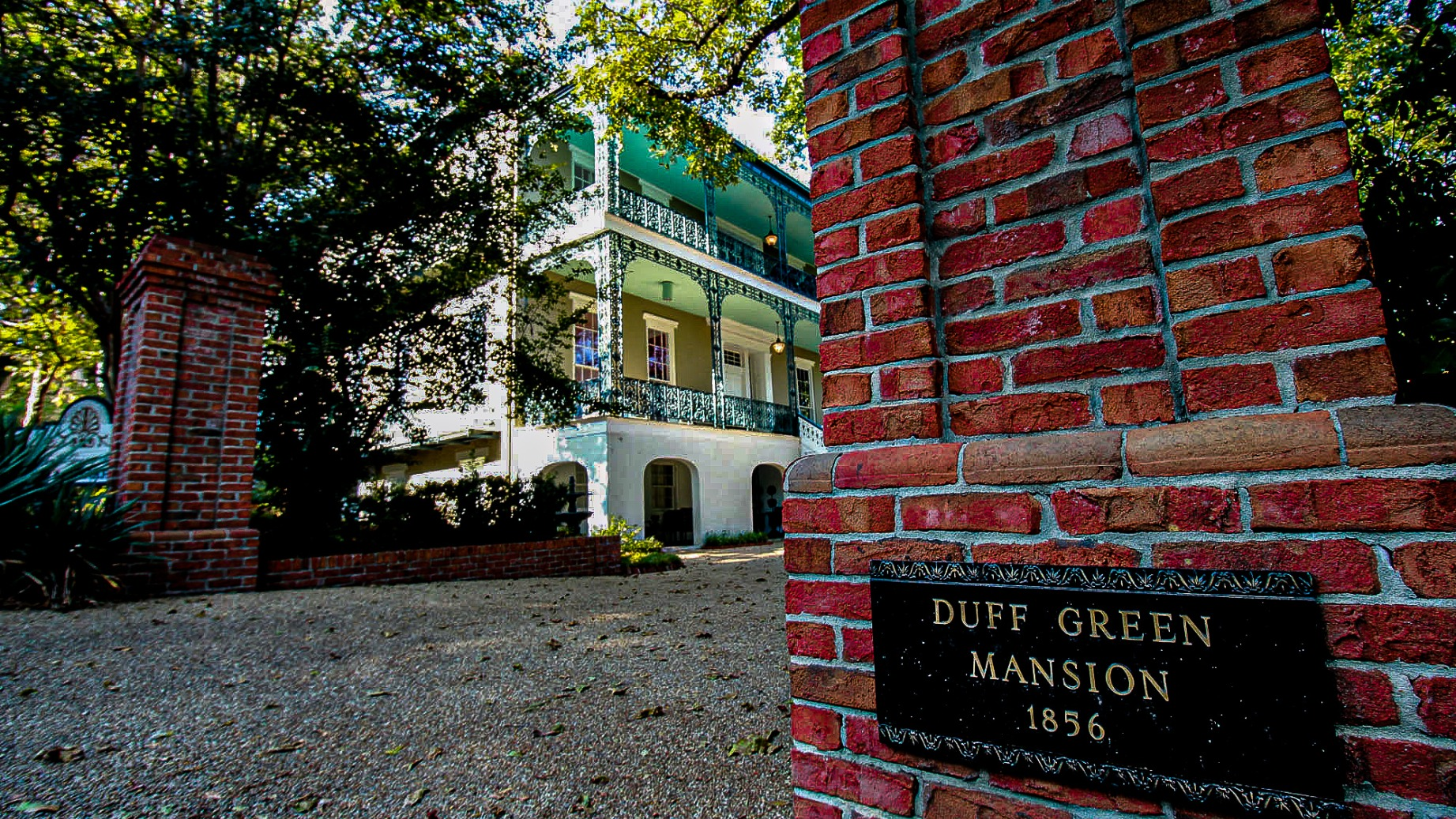Duff Green Mansion Ghost Hunt