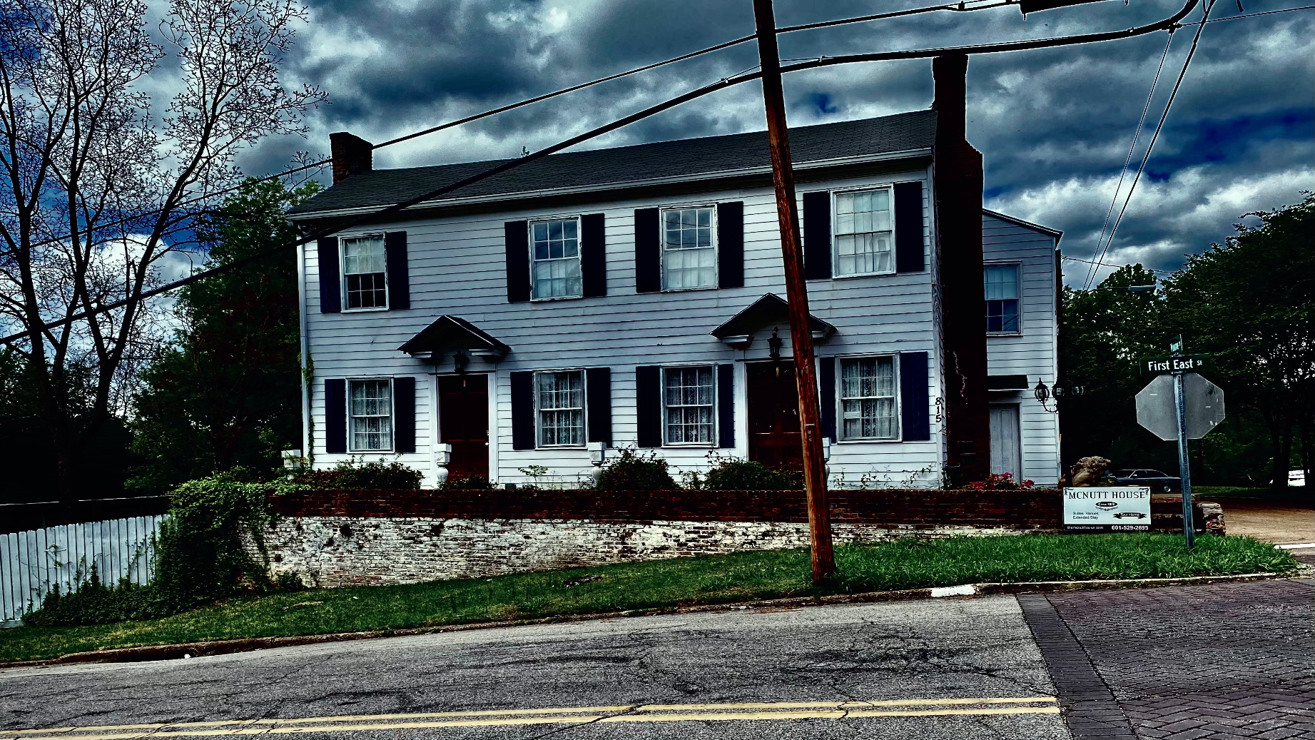 The McNutt House Ghost Hunt