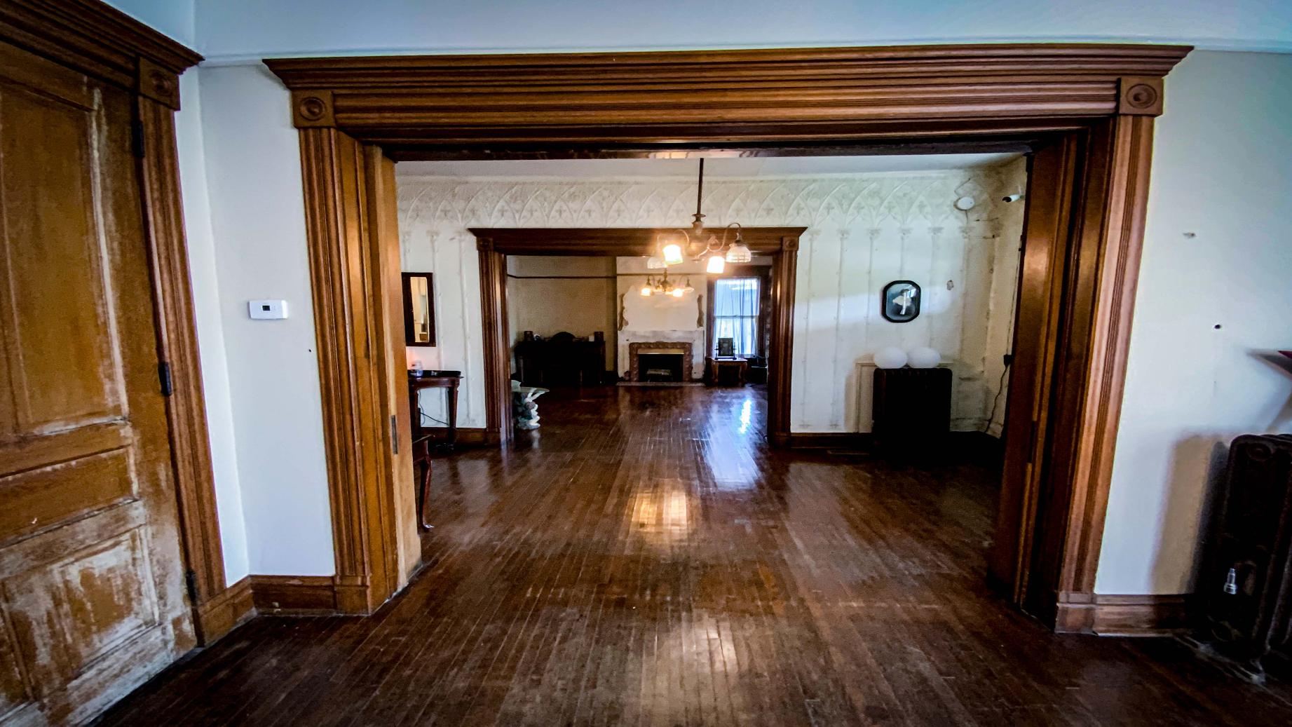 Haunted Haymond House Ghost Hunt