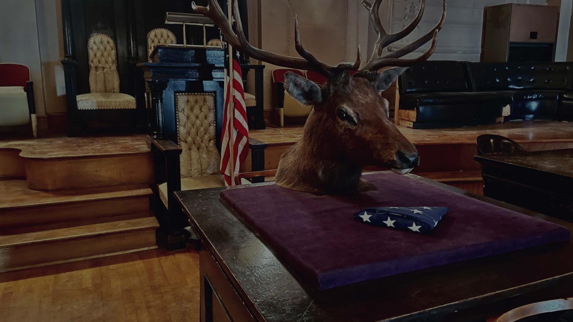Haunted Elks Lodge Butte, Montana