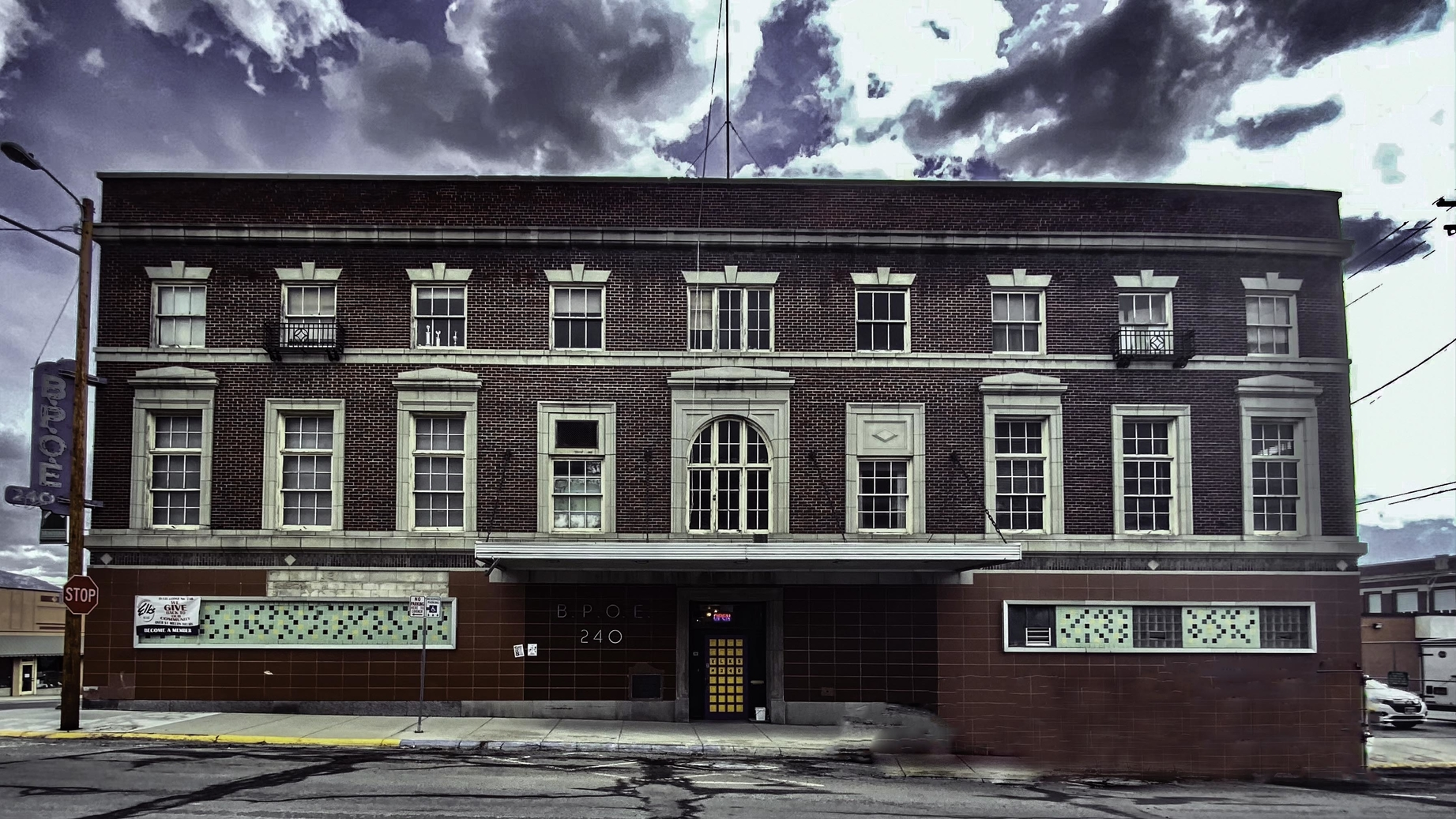 Elks Lodge Ghost Hunt  Butte, Montana Friday October 29th 2021