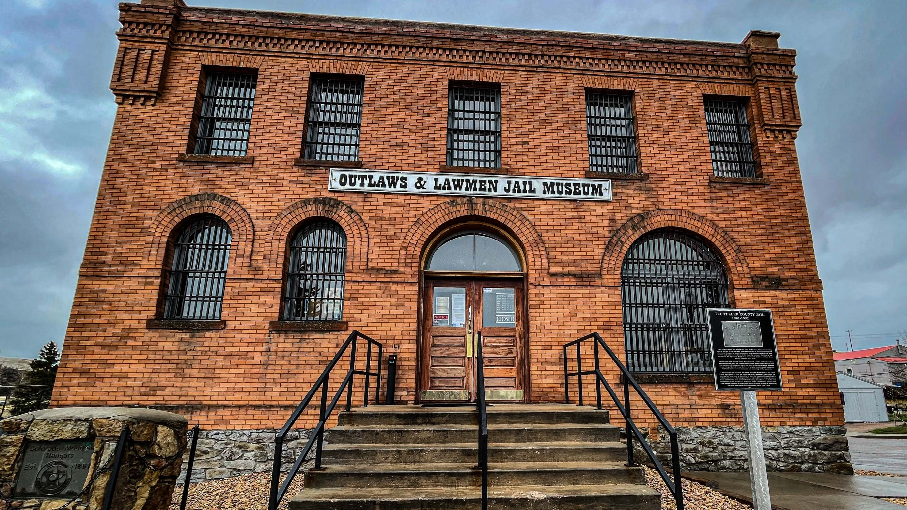 Outlaws And Lawmen Jail Museum Ghost Hunt  Cripple Creek, Colorado  Friday November 5th 2021