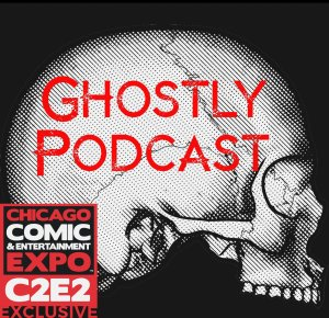 Ghostly at C2E2 @ McCormick Place