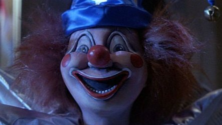 Creepy Clown Doll from Poltergeist