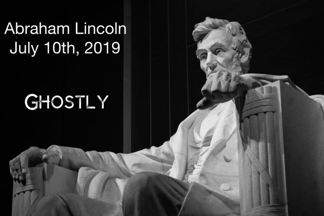 019 - Abraham Lincoln Out Now!!!