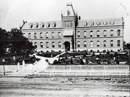 The Alexian Brothers Hospital in St. Louis.