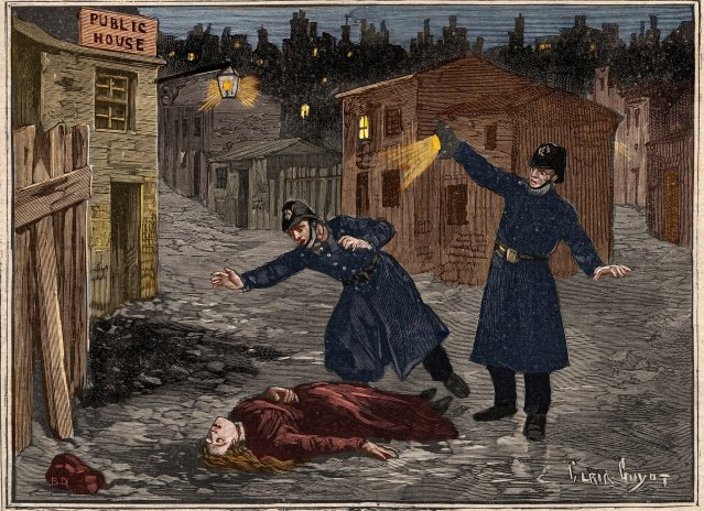 The last crime of Jack the Ripper, as depicted in a 1891 newspaper. Today, some are trying to reverse more than a century of treating his victims as anonymous footnotes.Credit...Guyot, via Stefano Bianchetti/Corbis — Getty Images