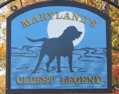Maryland's Oldest Legend - Ghost Blue Dog. Ghost Pets