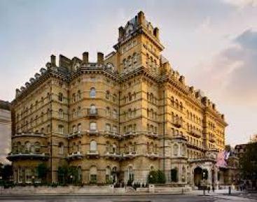Haunted Hotel - The Langham, London