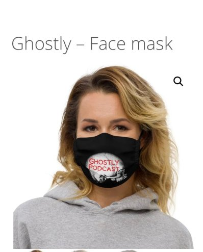 Ghostly Face Masks and Ghostly Gear