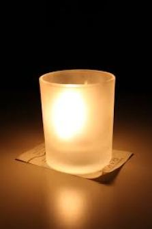 Candle used in seance