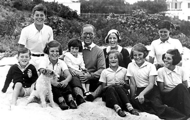 Picture of the Kennedy Family