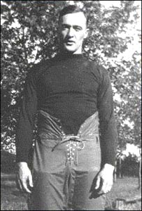 """George """"The Gipper"""" Gipp - Football Player at Notre Dam"""