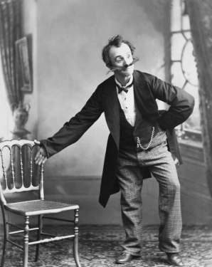 Dan Leno, one of Drury Lane's many ghosts/Getty Images