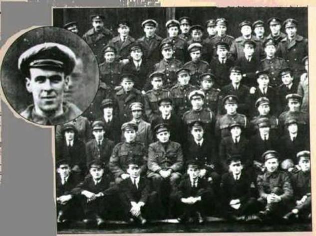 Sir Victor Goddard's RAF Squadron with Freddy Jackson