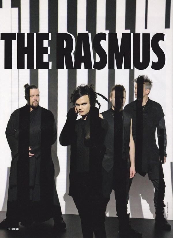 The Rasmus in Soundi | Ghost Of Love