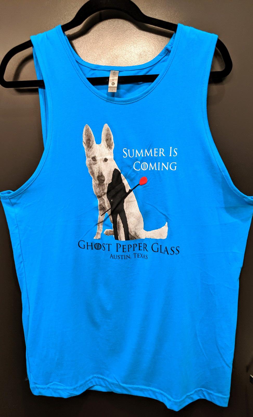 Men's - Summer Is Coming - Tank
