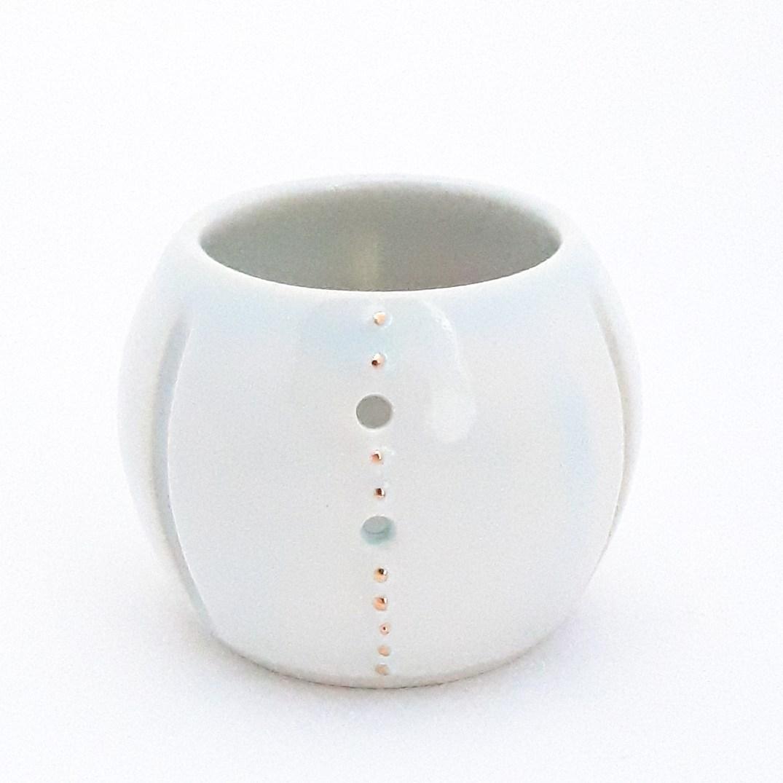 Urchin Tealight Luminary