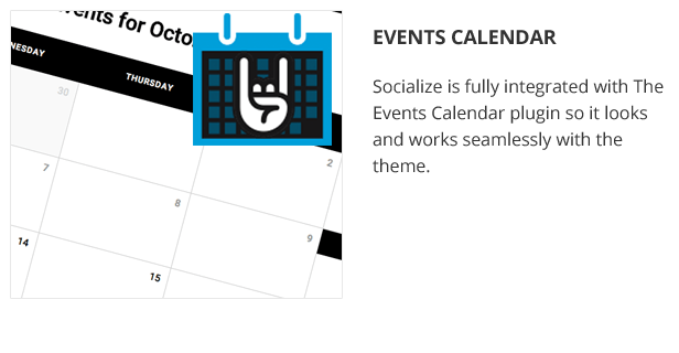 Socialize: Multi-Purpose BuddyPress Theme 8