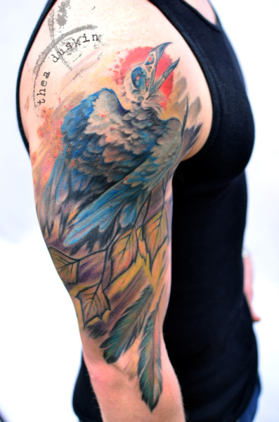 Tattoo Ghostprint Gallery