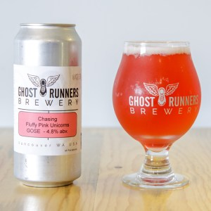 Ghost Runners Brewery - Chasing Fluffy Pink Unicorns