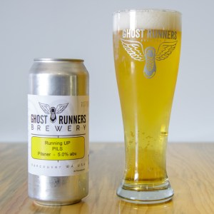 Ghost Runners Brewery - Running Up Pils