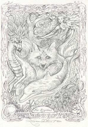 Spirit Drawing 41