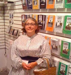 Ghosts of Gettysburg Guide Nancy