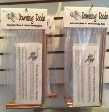 Ghosts of Gettysburg Dowsing Rods