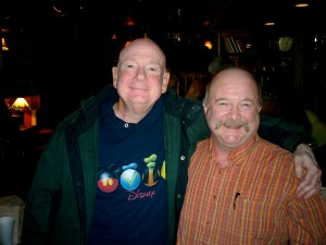 Mark Nesbitt of Ghosts of Gettysburg with Raymond Moody Psychomanteum expert