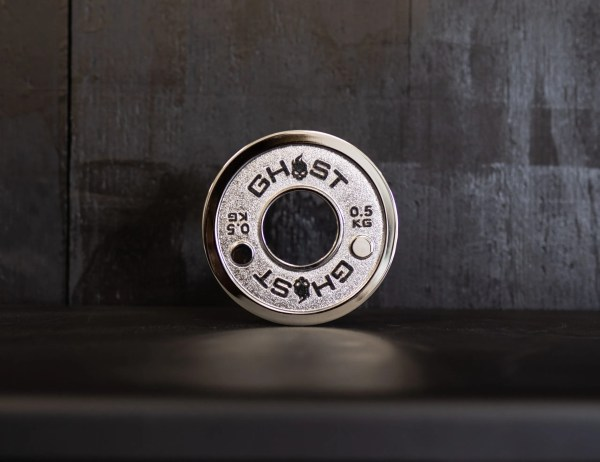 Ghost Strong 0.5KG Steel Plate