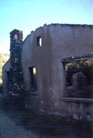 Cascabel Arizona Ghost Town