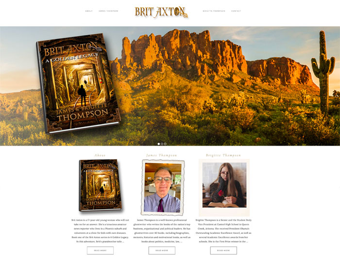 book writing publicity website