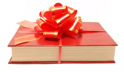 [click] to learn about giving a book about an honored person as the perfect gift