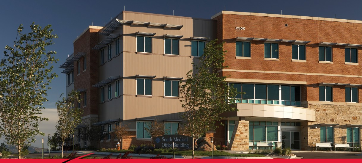 Medical Center of the Rockies – UCHealth Medical Office Building I