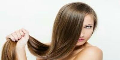 علاج الشعر التالف