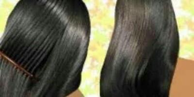 خلطة لتكثيف الشعر