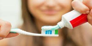 ازالة الشعر بدون الم بمعجون الاسنان