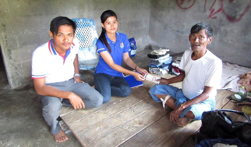 FED assists Burmese migrant worker with liver cirrhosis