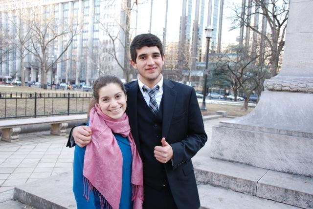 GHRoW Scholars Return to Serve at SVA